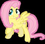 Fluttershy - D'awwww Winged