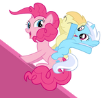 Pinkie Pie - Pinkie Back Ride