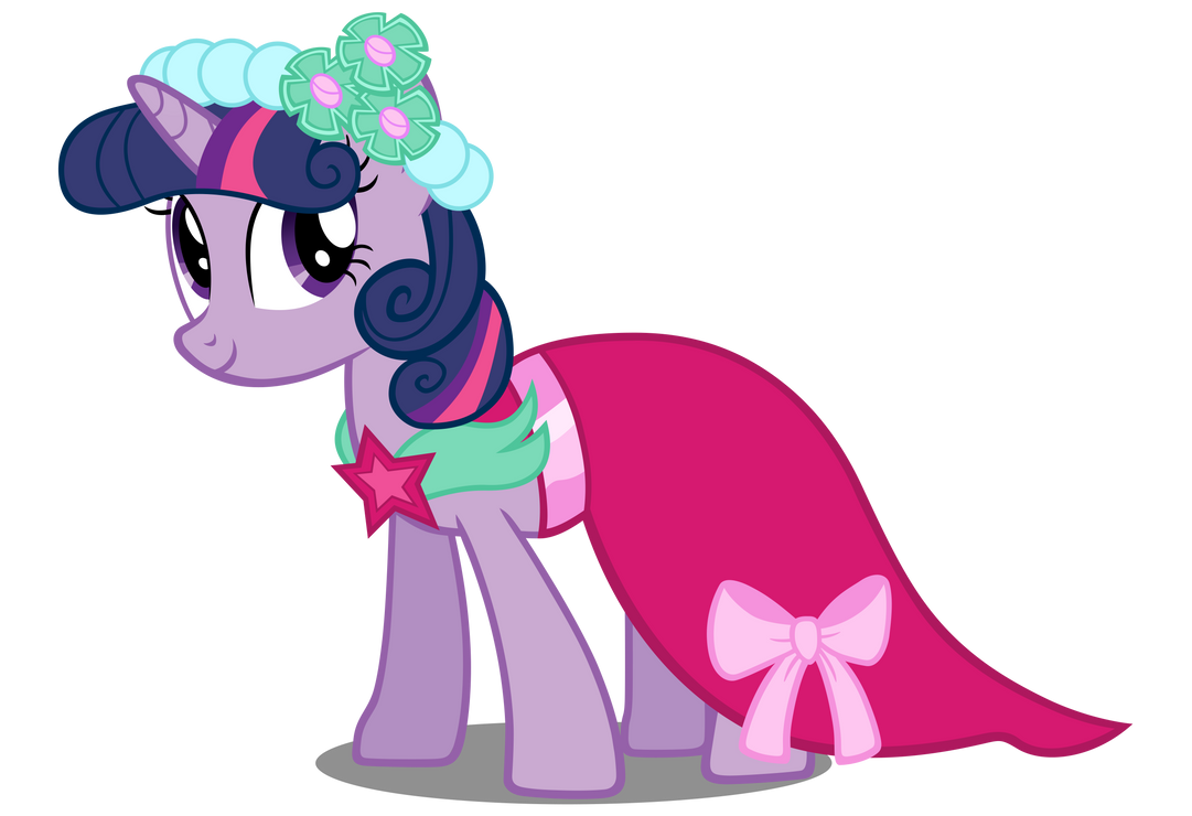 Twilight Sparkle - Love Is In Bloom by Bronyvectors