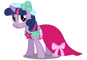 Twilight Sparkle - Love Is In Bloom