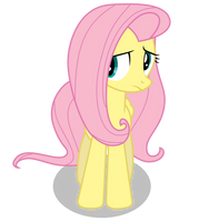Fluttershy - Timid by Bronyvectors