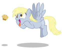 Derpy wants the muffin!