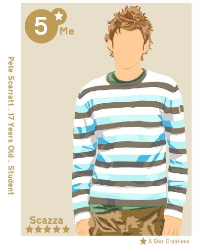 5 Star - Me by Scazza