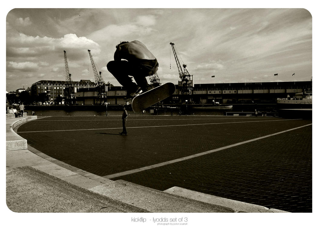 kickflip.lyodds.3 by Scazza