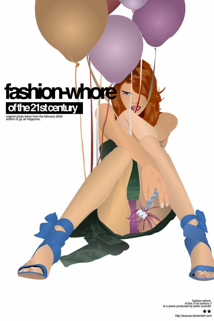 fashion.whore by Scazza