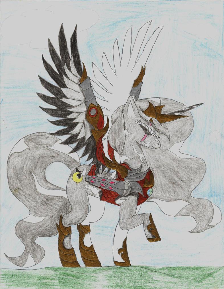 My Little Pony by kingfox66