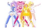 [MMD] Suite Pretty Cure ver1.1 Download