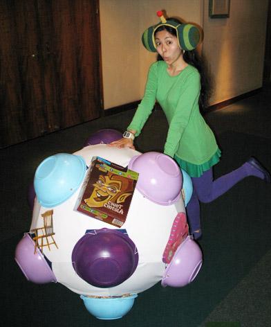 DELUXE Katamari Prince costume by ilovegravy
