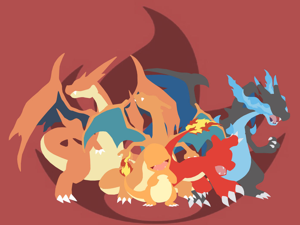 Pokemon Fire Red by raichmann