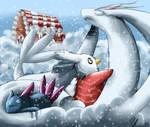 Snow Milotic