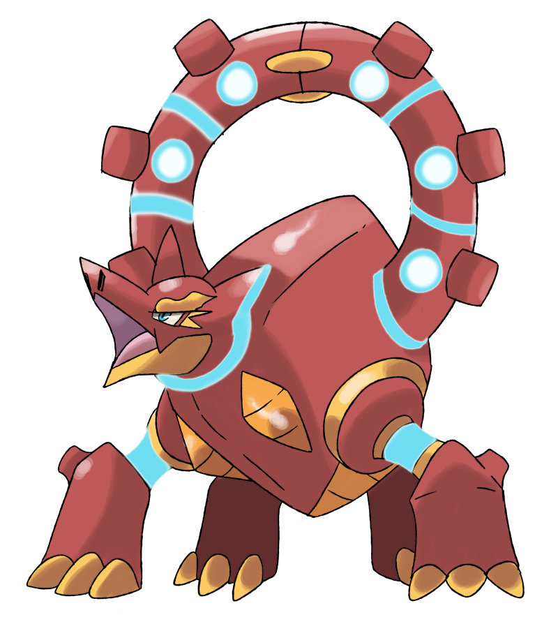 volcanion unconfirmed legendary by phatmon on deviantart