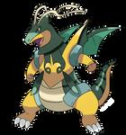 Mega Dragonite Y
