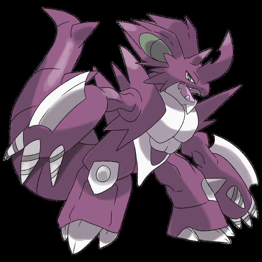 My favourite Fake Mega Pokemon Evolutions : pokemon Fearow Mega Evolution