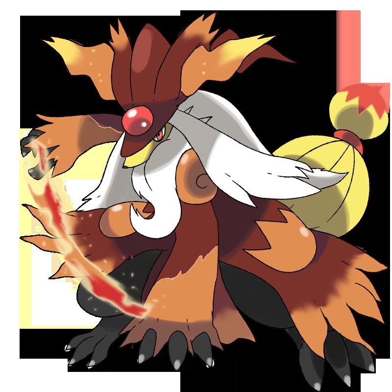 Mega Delphox Confirmed for Pokemon Z Version? - YouTube