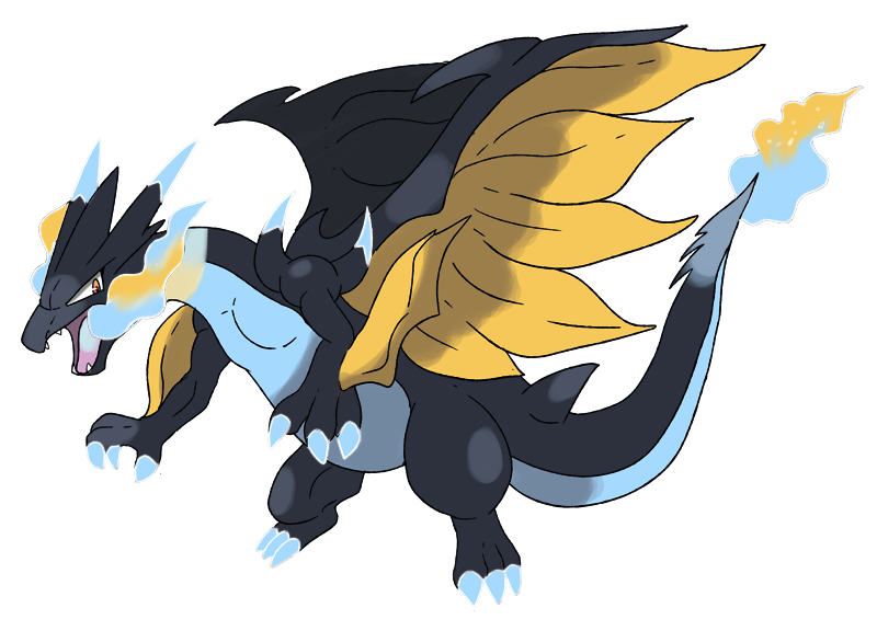 Mega Charizard Z By Phatmon On DeviantArt