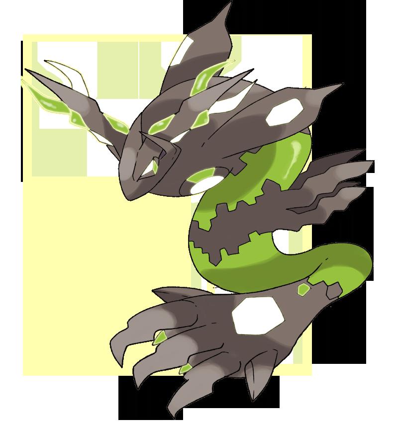 Pokémon Sun/Moon Remix: Vs. Zygarde 10% Forme (Fanmade