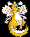 Mega Dragonite X (edited)