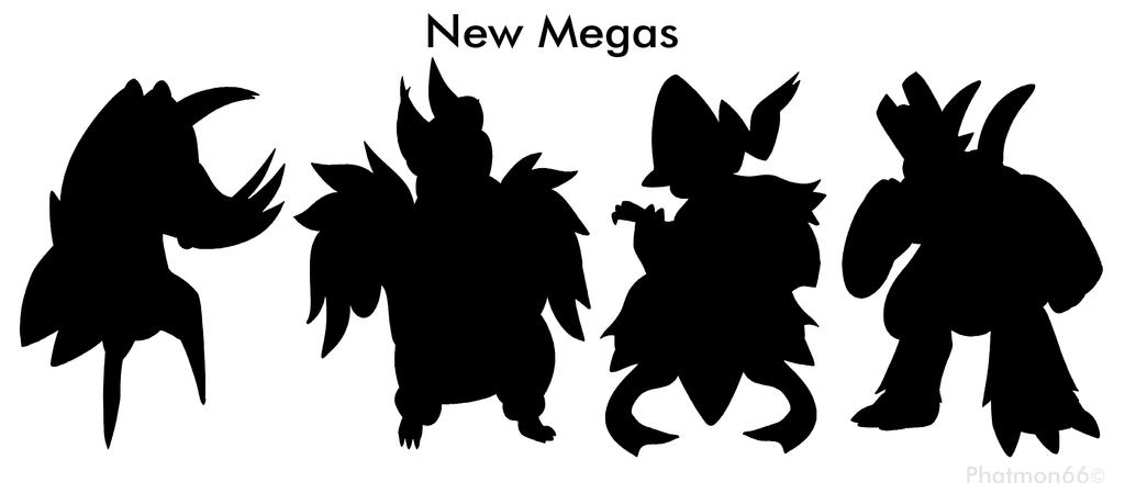 New Mega Pokemon by Phatmon66