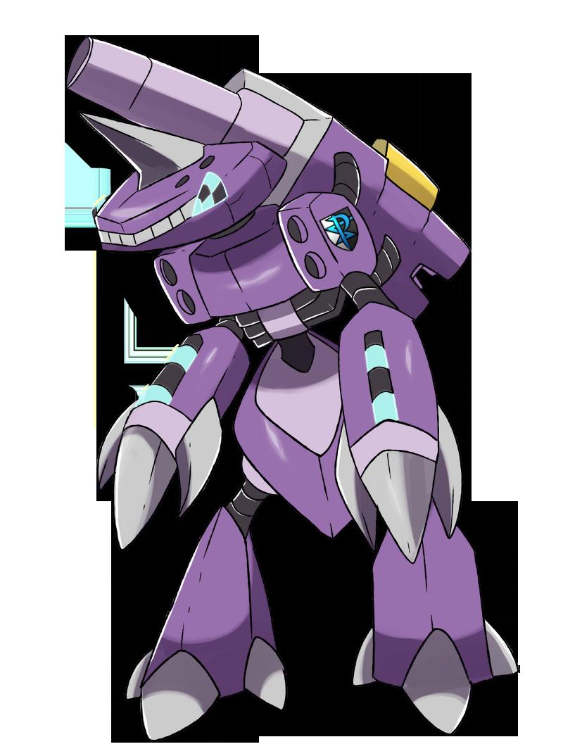 Mega Genesect by Phatmon on DeviantArt