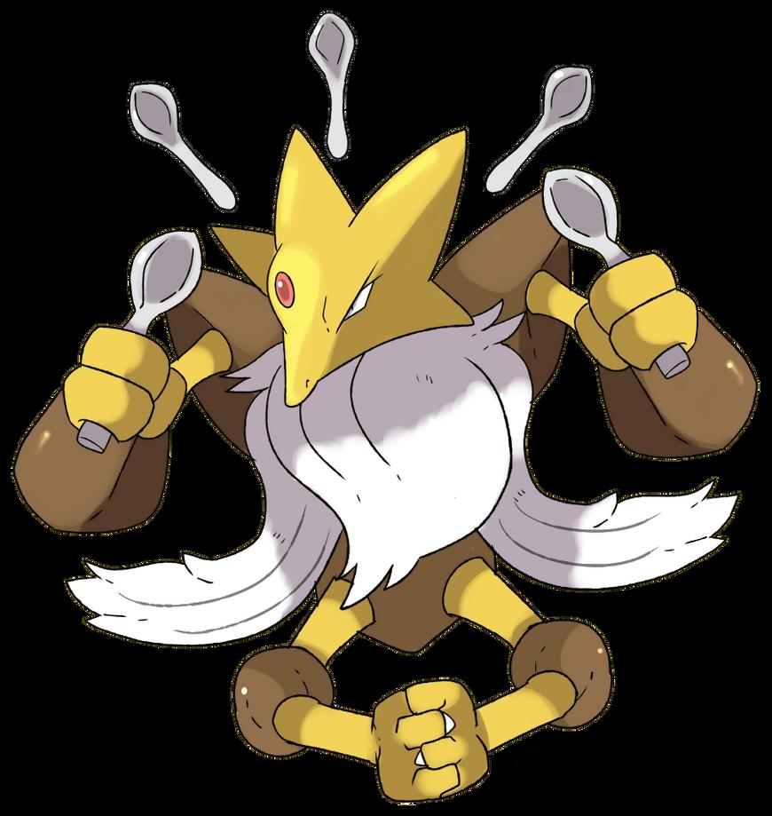 Pokemon Mega Alakazam Ex Card Images   Pokemon Images