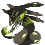 Speculated Zygarde Forme