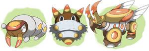 Grubbin's Fake Evolution
