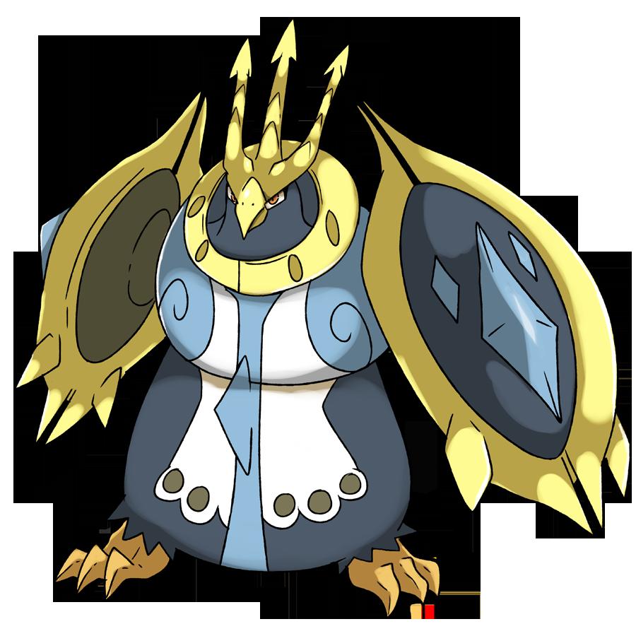 Mega empoleon by phatmon on deviantart - Pokemon pingoleon ...