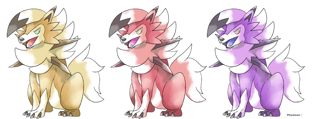 how to get lycanroc dusk