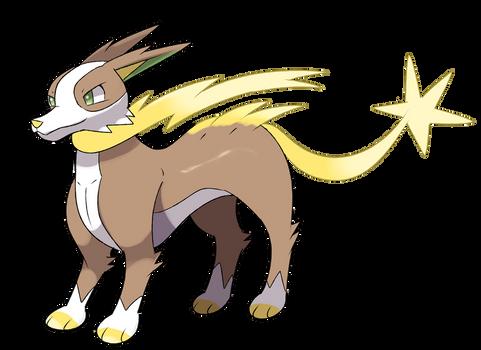 Yamper's Fake Evolution