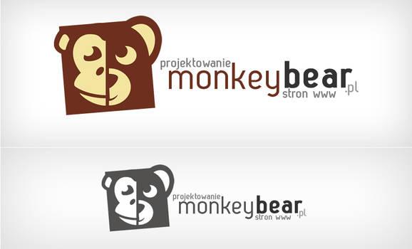 New logo for monkeybear.pl