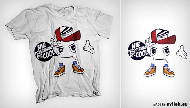Tshirt Badz COOL