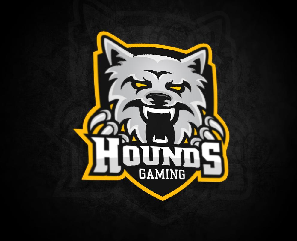 Préférence Logo for Hounds-Gaming by MYeSportdesign on DeviantArt YC68