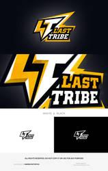 LAST TRIBE Logo design