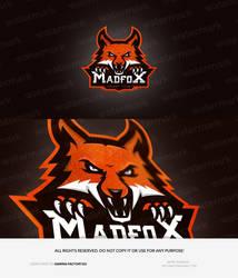 MadFox - logo design