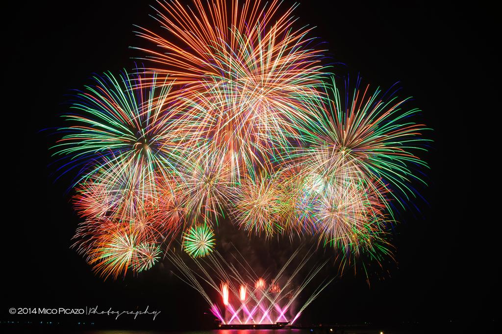 Platinum Fireworks (Team Philippines) by MicoPicazo0105