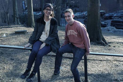 Nica and Matt