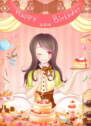 Happy Birthday Jessica~ by Hinna-chan