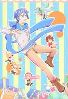Happy Birthday Kaito!! by Hinna-chan
