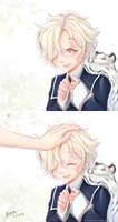 Gokotai nade nade :3 by Hinna-chan
