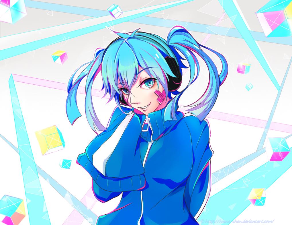 Ene~ by Hinna-chan