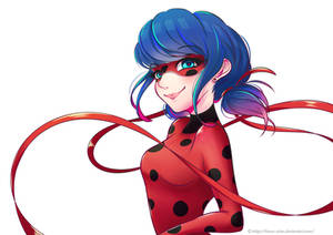 It's Ladybug~