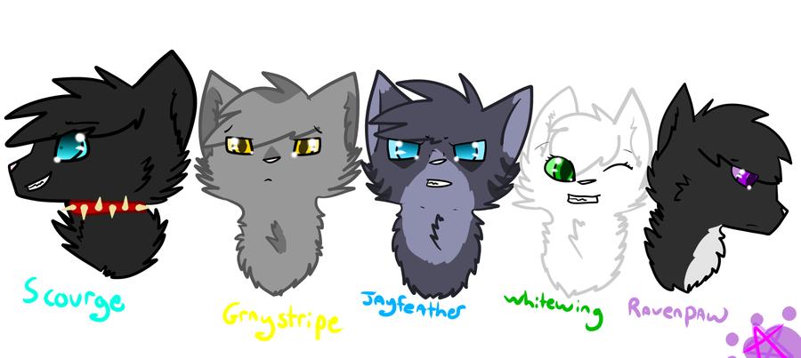 Výsledek obrázku pro warriors cats whitewing