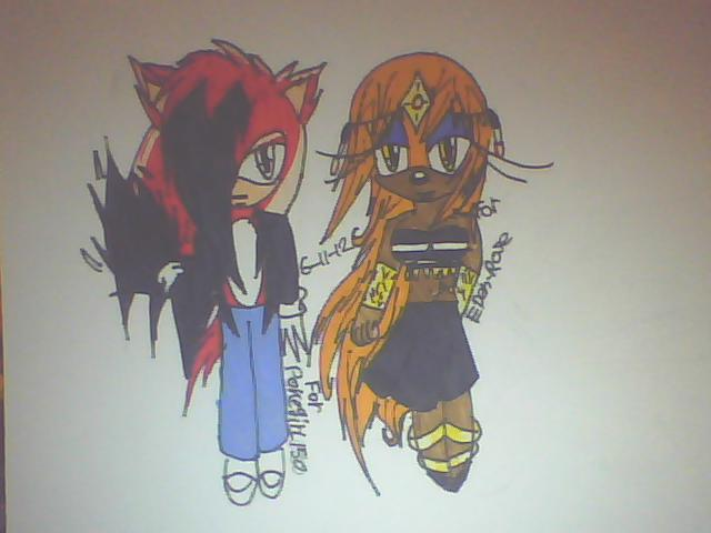 For Pokegirl150 And Eden-Rose by devilpunkgirlsBFFFs
