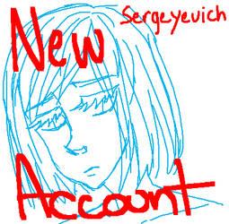NEW ACCOUNT NEW ACCOUNT