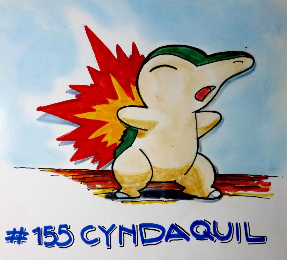 155 cyndaquil art sprites - photo #24