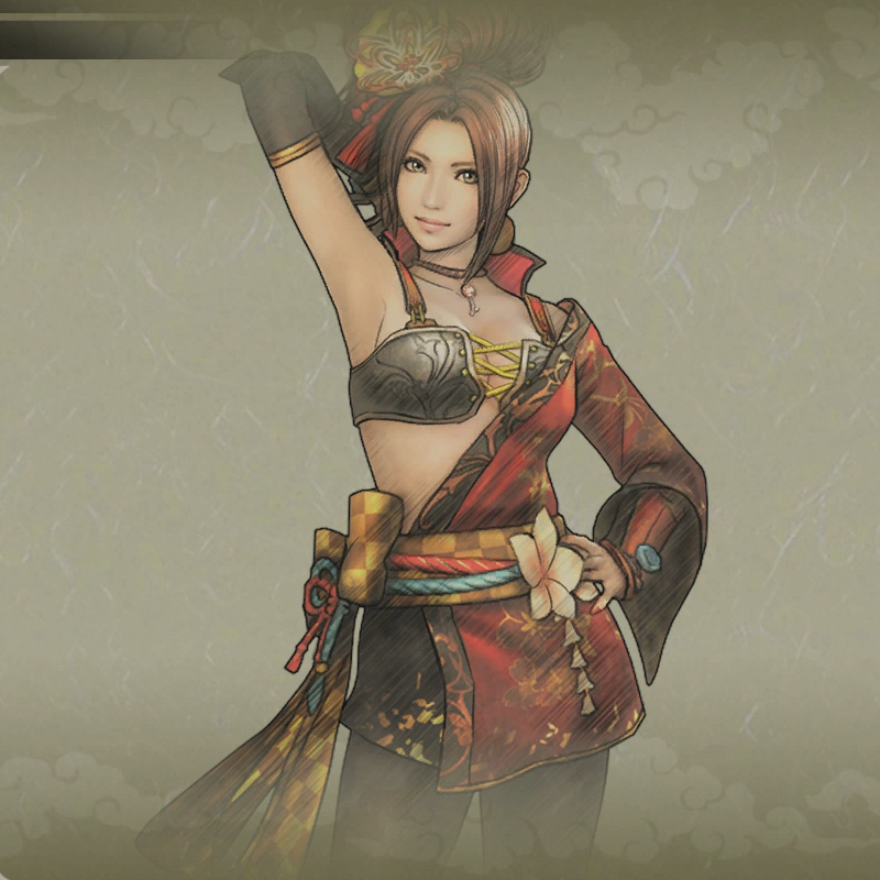 Ryona リョナ Dead or Alive 5 X Samurai Warriors Mash Up - Lady ...