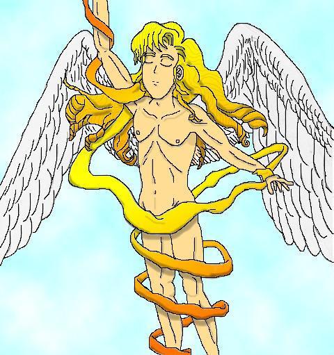 myu hime: kake angel colored