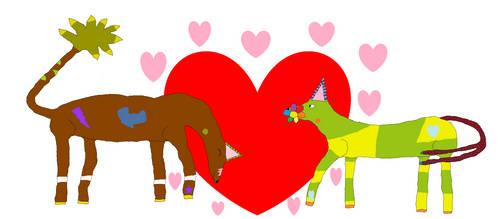 be my valentine, please!! by deviantstar2