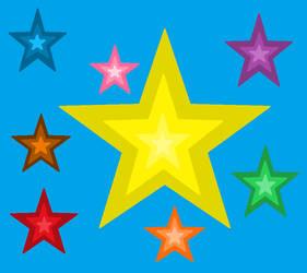 Stars by deviantstar2