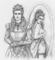 Anna Henrietta (Anarietta) by NastyaSkaya